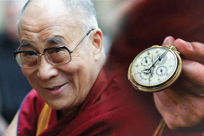 'Soi' đồng hồ của những người đàn ông quyền lực nhất thế giới