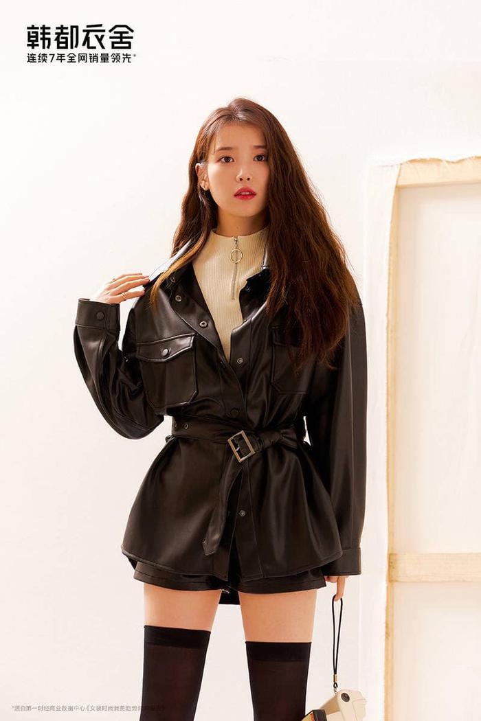 Em gái quốc dân Hàn Quốc IU trở thành giám đốc thời trang kiêm mẫu đại diện cho nhà mốt hàng đầu Trung Quốc