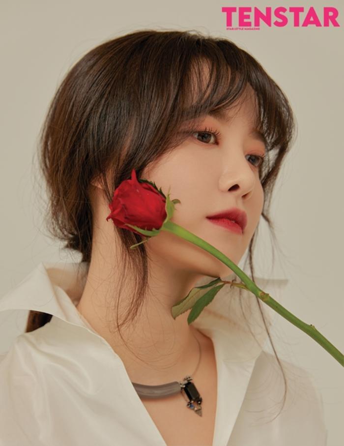 Goo Hye Sun giảm 14 kg, mảnh mai như thời 'Vườn sao băng': Ly hôn là đúng đắn! Ảnh 2