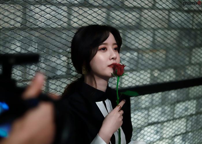 Goo Hye Sun giảm 14 kg, mảnh mai như thời 'Vườn sao băng': Ly hôn là đúng đắn! Ảnh 24