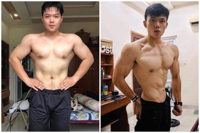 Hotboy 2K1 nặng 130 kg từng ăn một đêm 10 cây bánh ngọt và hành trình 'lột xác' giảm 50 kg