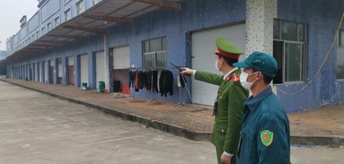 Truy tìm đối tượng nhập cảnh trái phép, trốn khỏi khu cách ly ở Quảng Ninh