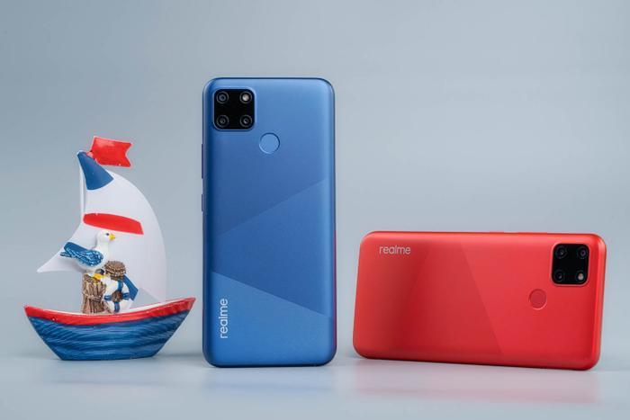 Realme C12 ra mắt tại Việt Nam
