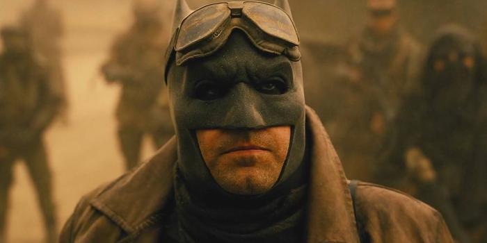 Với vai Batman, Ben Affleck trở thành nam diễn viên đầu tiên làm được điều này