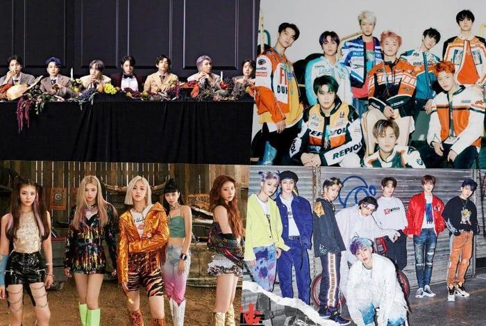 Từ A-Z Kpop trên BXH World Album Billboard tuần này: BTS mất No.1 vẫn chiếm ưu thế, NCT 127 lao đao, ITZY tái xuất đường đua