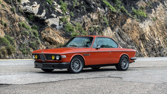 Cận cảnh xế cổ BMW 3.0 CS đời 1974 của 'người sắt' Robert Downey Jr. Ảnh 5