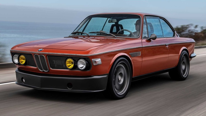 Cận cảnh xế cổ BMW 3.0 CS đời 1974 của 'người sắt' Robert Downey Jr. Ảnh 14