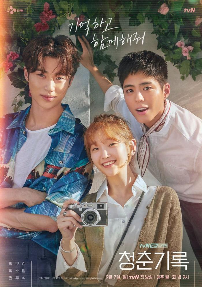 Phim truyền hình Hàn Quốc đầu tháng 9: Phim của Park Bo Gum và Park So Dam sẽ làm nên chuyện hay thất bại thảm hại? Ảnh 11