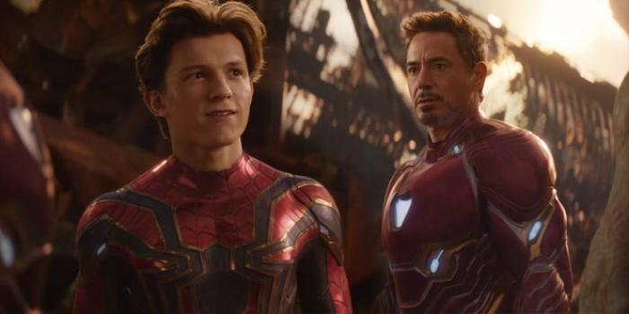 Cái kết của Iron Man trong Endgame sẽ khác nếu không có Spider Man Ảnh 1