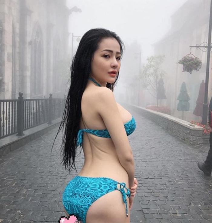 Mỹ nhân Việt muối mặt bị đồn mang thai chỉ vì bụng ngấn mỡ Ảnh 16