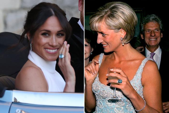 10 món trang sức quý giá công nương Diana để lại cho con dâu Ảnh 8