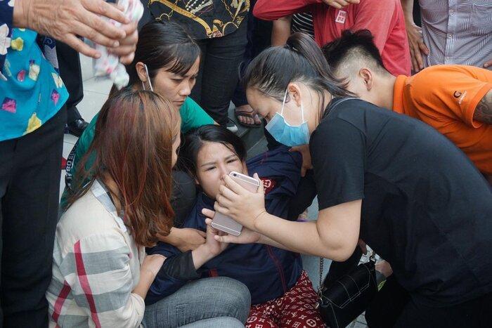 Chiều nay giám đốc công ty môi trường hầu tòa vụ 8 người chết cháy ở Hà Nội Ảnh 4
