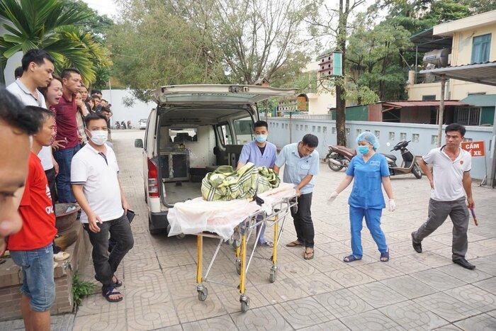 Chiều nay giám đốc công ty môi trường hầu tòa vụ 8 người chết cháy ở Hà Nội Ảnh 2