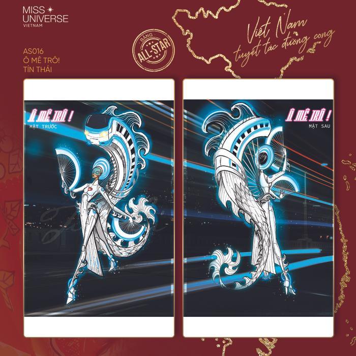 Võ Hoàng Yến - H'Hen Niê làm giám khảo chấm Trang phục dân tộc cho Khánh Vân, lộ diện 2 thiết kế được cứu vào Top 9 Ảnh 10
