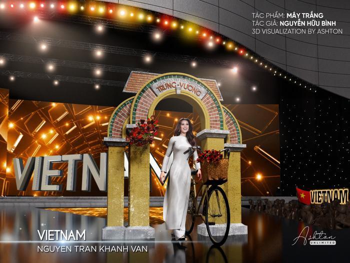 Đối thủ Khánh Vân - Tân Hoa hậu Hoàn vũ Malaysia 'chìm nghỉm': Nhan sắc bị dìm khi đăng quang Ảnh 9