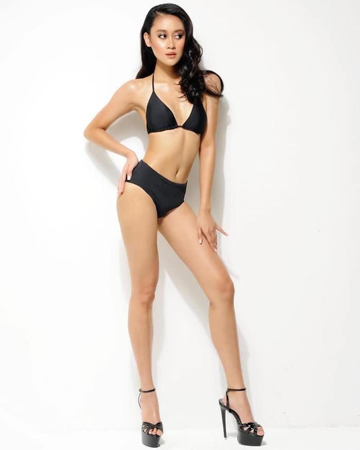 Đối thủ Khánh Vân - Tân Hoa hậu Hoàn vũ Malaysia 'chìm nghỉm': Nhan sắc bị dìm khi đăng quang Ảnh 4