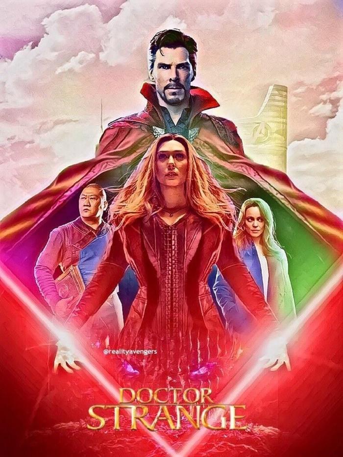 Hậu duệ của Scarlet Witch sẽ xuất hiện trong Doctor Strange 2 Ảnh 4