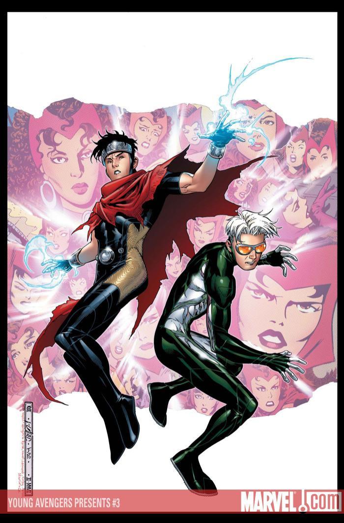 Hậu duệ của Scarlet Witch sẽ xuất hiện trong Doctor Strange 2 Ảnh 2