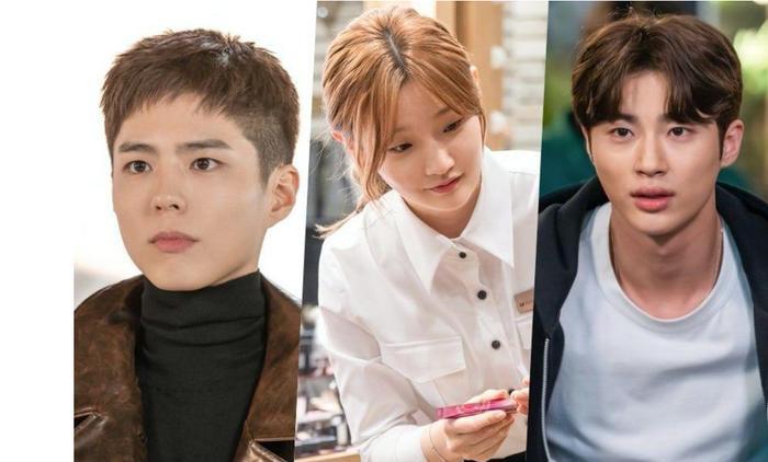 Trước giờ Park Bo Gum hóa mỹ nam vệ sĩ và cùng dàn diễn viên 'Ký sự thanh xuân' chia sẻ về tuổi trẻ Ảnh 1