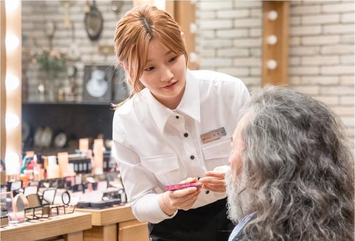 Trước giờ Park Bo Gum hóa mỹ nam vệ sĩ và cùng dàn diễn viên 'Ký sự thanh xuân' chia sẻ về tuổi trẻ Ảnh 3
