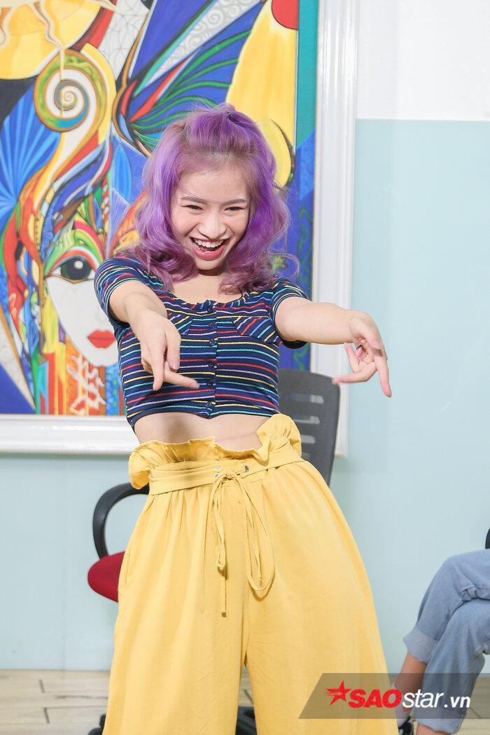 Nhỏ mà có võ như Lâm Bảo Ngọc: Nhảy cover 'Ice Cream' của BlackPink và Selena Gomez ngon ơ! Ảnh 1