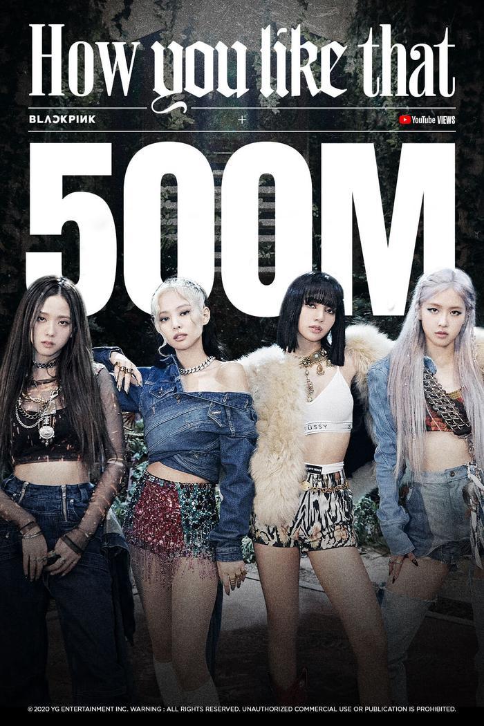 Bộ sưu tập MV 'nửa tỉ' view của BlackPink sáp nhập thêm thành viên, Ice Cream cũng vừa đạt cộc mốc view mới Ảnh 4