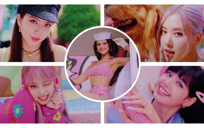Selena Gomez: 'Tôi học hỏi được nhiều kinh nghiệm từ BlackPink' Ảnh 1