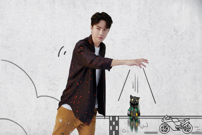 Vương Nhất Bác thực sự yêu thích mãng diễn xuất nên muốn được nhìn nhận là một diễn viên Ảnh 8