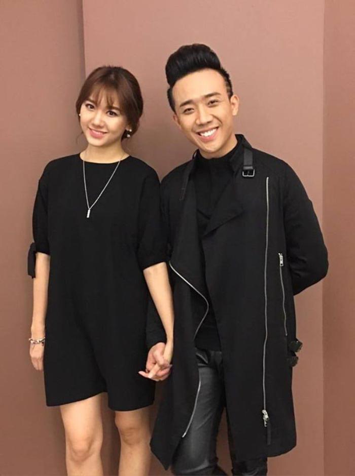 Hari Won chăm diện đồ cũ, mặc lại đồ của mẹ chồng mà vẫn lộng lẫy như thường Ảnh 5