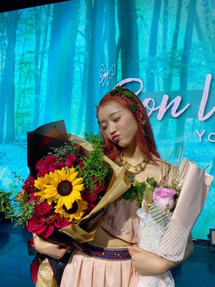 Những tâm sự của Yooa (Oh My Girl) trên sân khấu solo với album đầu tay Bon Voyage Ảnh 11