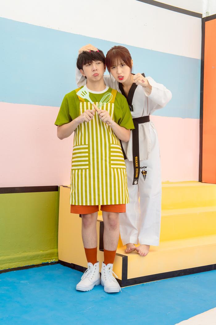 Fan Saru hẳn sẽ thích mê khi Tùng Maru - Han Sara 'đừng làm bạn nữa', chuyển hẳn sang làm người yêu? Ảnh 8