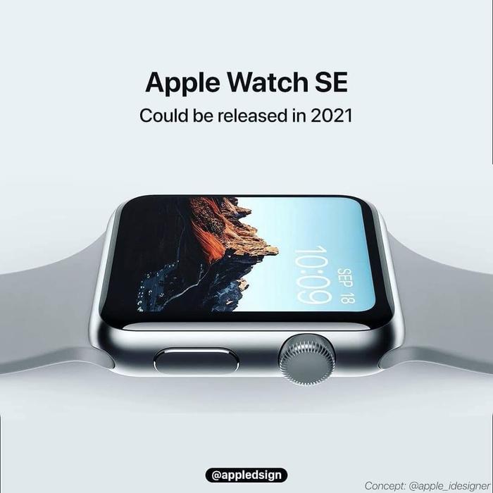 Apple Watch SE với giá rẻ bất ngờ sẽ được ra mắt ngay trong tuần tới Ảnh 6