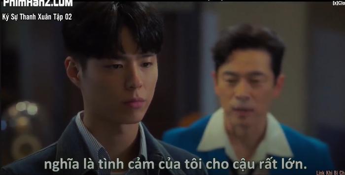 Ký sự thanh xuân tập 2: Mới mở đầu mà Park Bo Gum đã bị bủa vây giữa tình đồng tính và tình tay ba rồi Ảnh 6