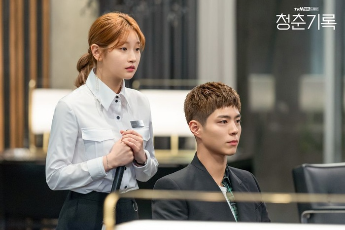 Ký sự thanh xuân tập 2: Mới mở đầu mà Park Bo Gum đã bị bủa vây giữa tình đồng tính và tình tay ba rồi Ảnh 20
