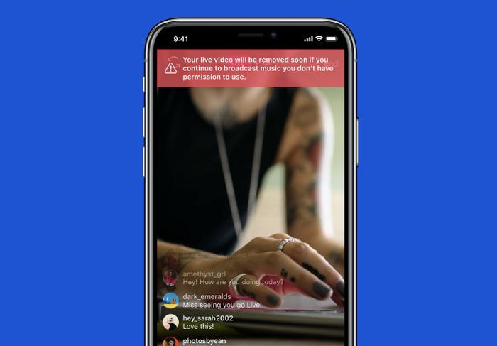 Từ 1/10, Facebook sẽ xóa tài khoản nghệ sĩ phát trực tiếp buổi ca nhạc nếu không đáp ứng đủ điều kiện Ảnh 6