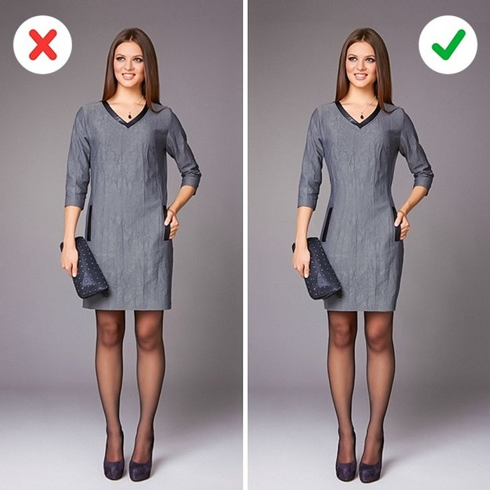 9 mẹo thời trang nhỏ giúp thân hình thon gọn hơn trong 2 phút Ảnh 2
