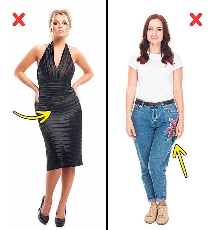 9 mẹo thời trang nhỏ giúp thân hình thon gọn hơn trong 2 phút Ảnh 9