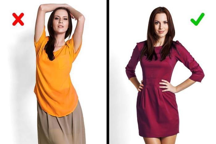 9 mẹo thời trang nhỏ giúp thân hình thon gọn hơn trong 2 phút Ảnh 3