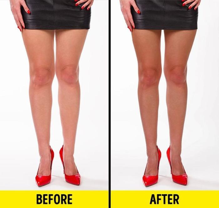 9 mẹo thời trang nhỏ giúp thân hình thon gọn hơn trong 2 phút Ảnh 6