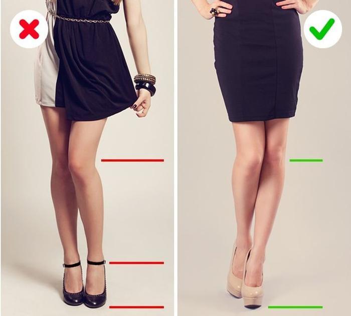 9 mẹo thời trang nhỏ giúp thân hình thon gọn hơn trong 2 phút Ảnh 1