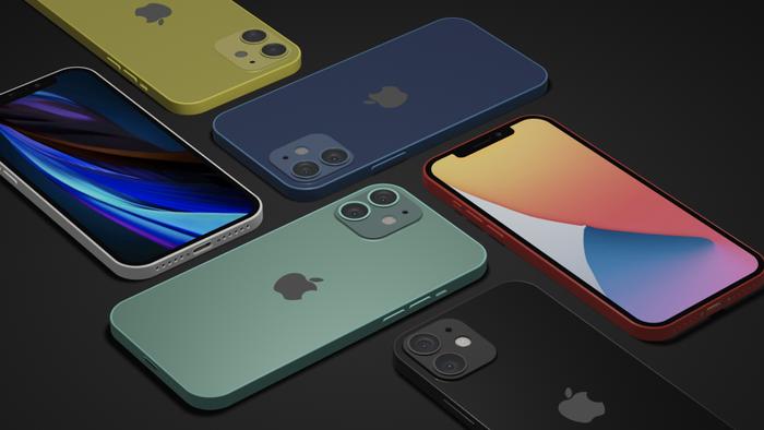 Ngắm iPhone 12, iPad Air 4, Apple Watch Series 6 đẹp hút hồn trước giờ ra mắt Ảnh 4