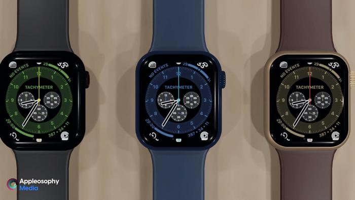 Ngắm iPhone 12, iPad Air 4, Apple Watch Series 6 đẹp hút hồn trước giờ ra mắt Ảnh 11