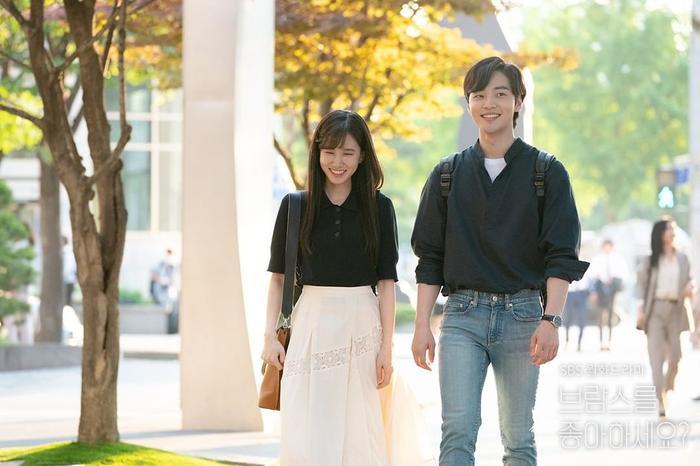 Phim của Park Bo Gum và Park So Dam tiếp tục đạt rating cao nhất khi lên sóng tập 3 Ảnh 2