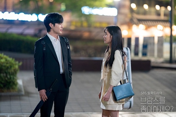 Phim của Park Bo Gum và Park So Dam tiếp tục đạt rating cao nhất khi lên sóng tập 3 Ảnh 3