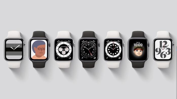 Apple trình làng Apple Watch 'xịn xò' chưa từng có, bổ sung thêm 2 màu mới Ảnh 4