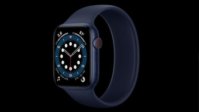 Apple trình làng Apple Watch 'xịn xò' chưa từng có, bổ sung thêm 2 màu mới Ảnh 5