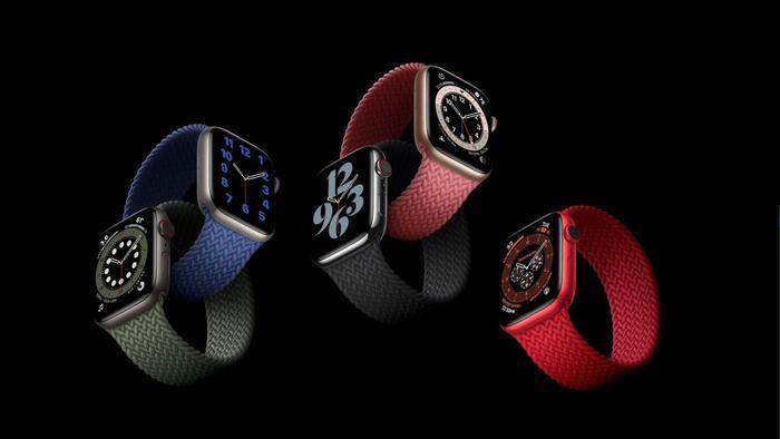 Apple trình làng Apple Watch 'xịn xò' chưa từng có, bổ sung thêm 2 màu mới Ảnh 6