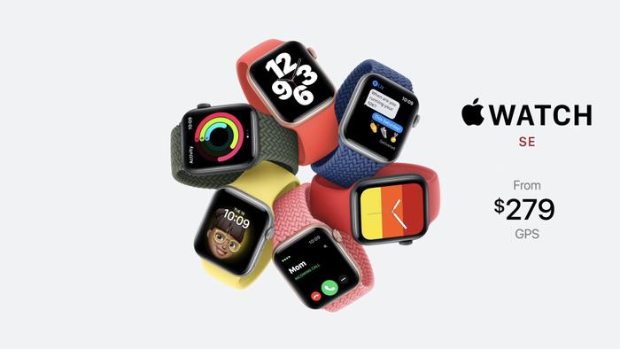 Apple ra mắt đồng hồ giá rẻ Apple Watch SE, giá khởi điểm 279 USD Ảnh 6