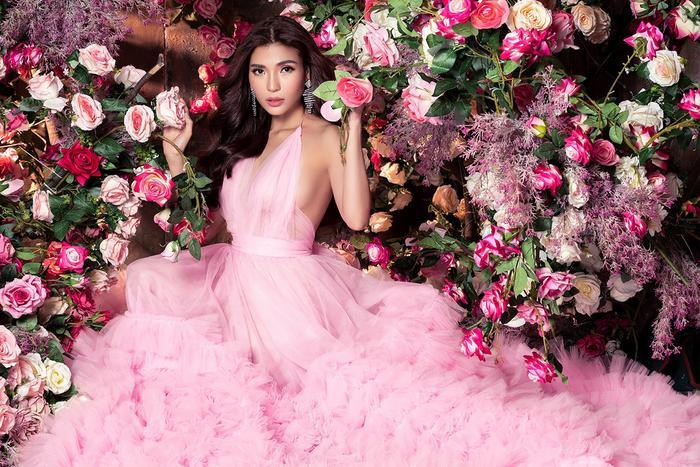 Bà xã Lương Thế Thành khoe thân hình đầy quyến rũ đẹp hơn cả Hoa hậu Ảnh 19