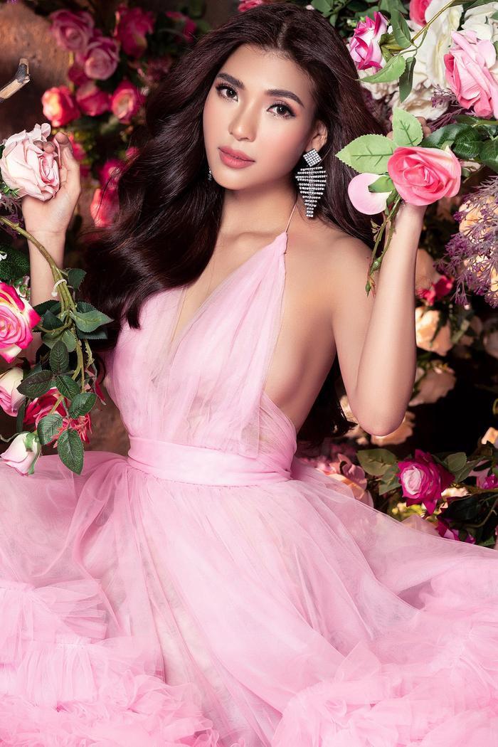 Bà xã Lương Thế Thành khoe thân hình đầy quyến rũ đẹp hơn cả Hoa hậu Ảnh 18